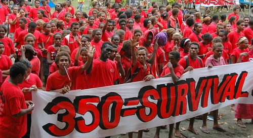 Honiara, Solomon Islands | by 350.org