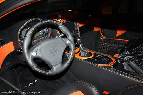 SSC Tuatara Interior | wordlessTech |Ssc Interior