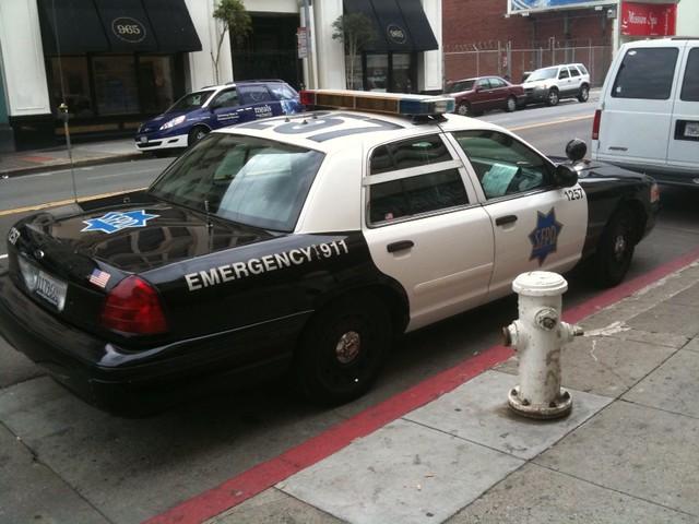 Car Parking San Francisco