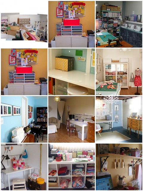 Craft Room Inspiration 2 | 1. panorama, 2. CraftRoom8, 3. At  376 x 500