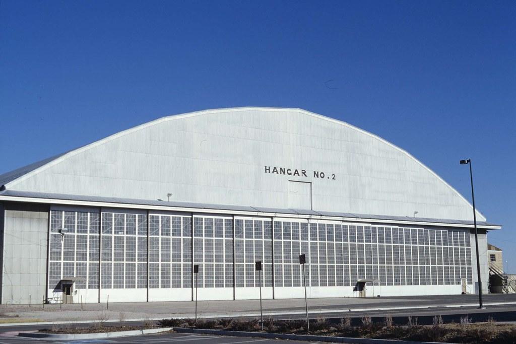 Hangar Number 2 Lowry Photo By Tom Noel Call Number