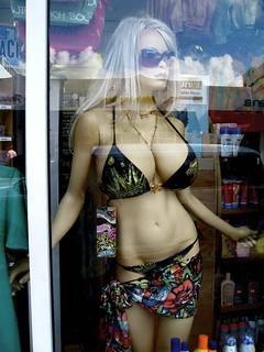 Shop mannequin in Miami! | by catfordCelt