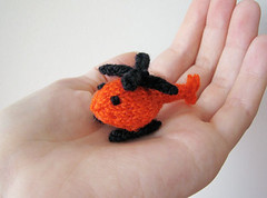 Tiny Helicopter | by Mochimochi Land