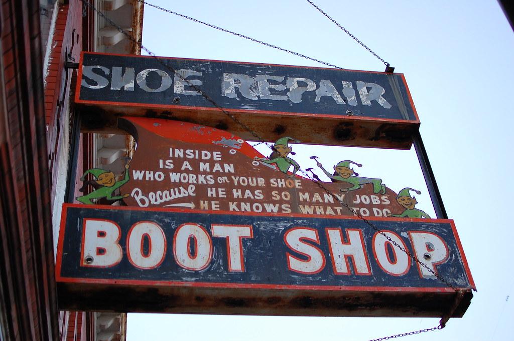 Boot Shoe Repair League City Tx