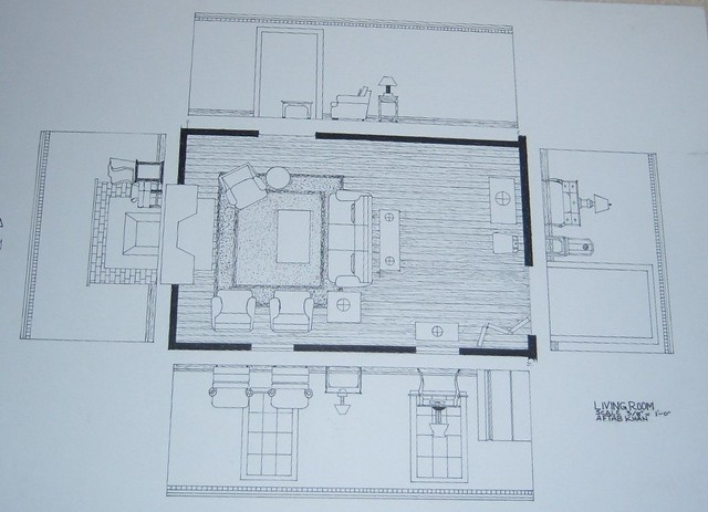 living room elevation floor plan wishdesigner flickr