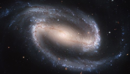 Barred Spiral Galaxy | by NASA Goddard Photo and Video
