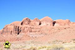 Route 279 La Potash, Moab, Utah, USA, États-Unis