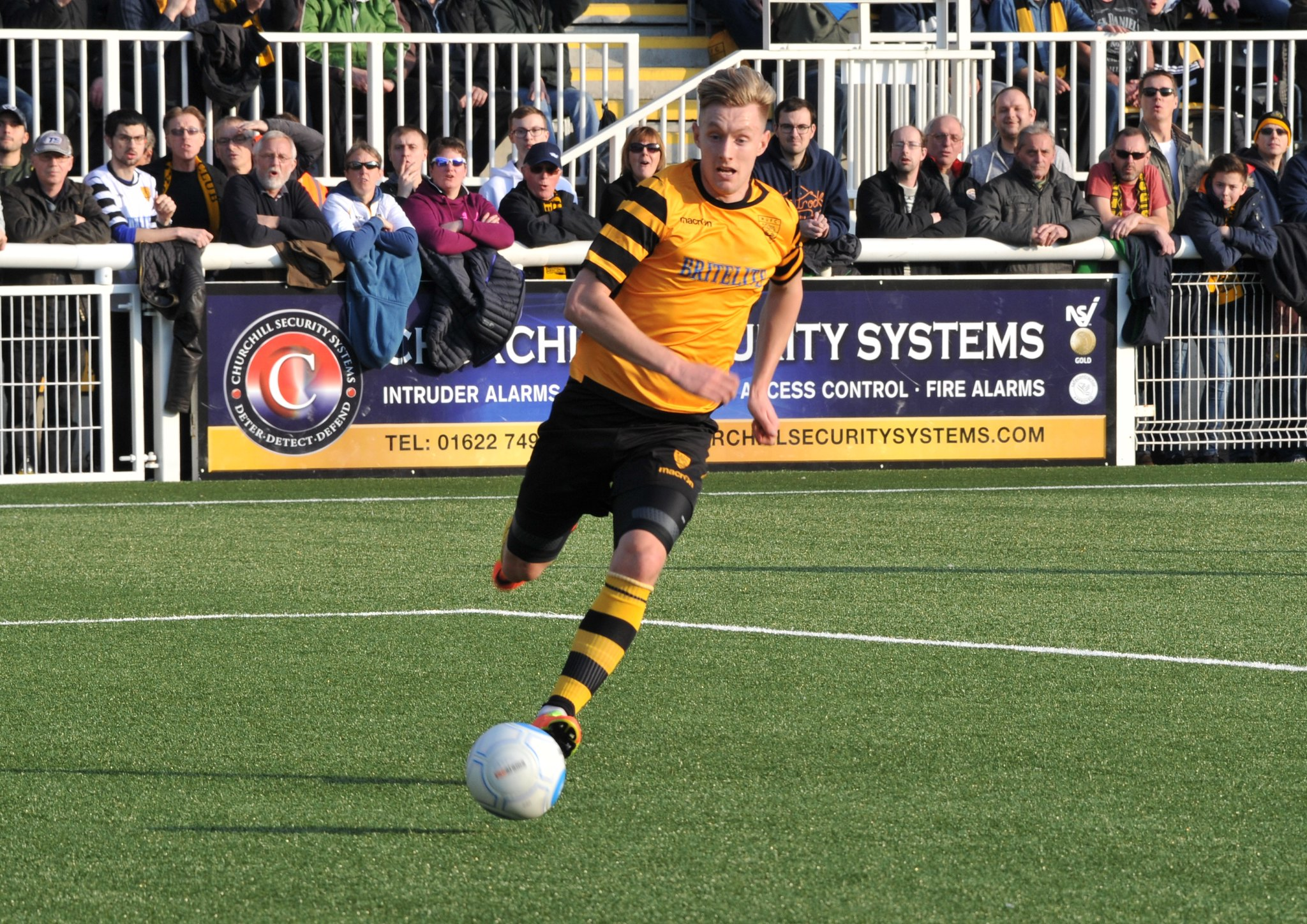 Maidstone United v Chester 269