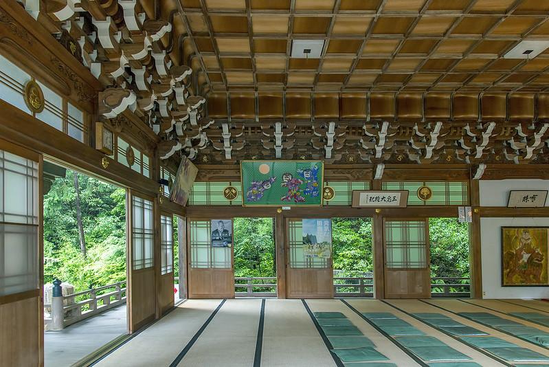Daishoin's Maniden Hall