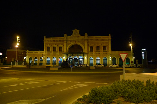 Train Station - Cartagena, Spain