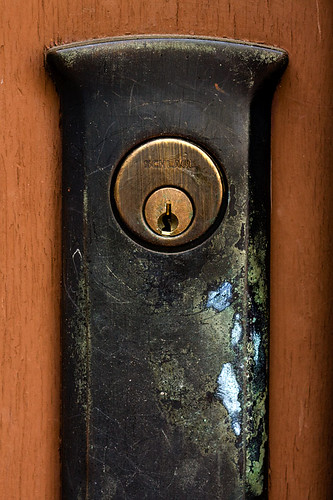 Locked | by Dan Hontz