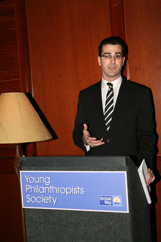 Young Philanthropists Society founders dinner | by uwsnlv
