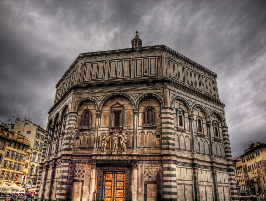 The Baptistery in Flor...