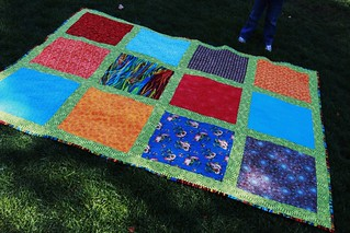 Picnic quilt | by ashmom