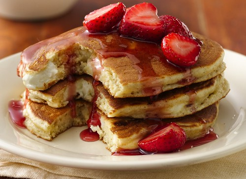 Cheesecake Pancakes | by Betty Crocker Recipes