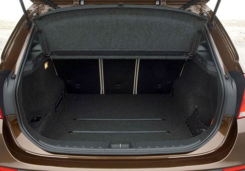 Bmw X1 Trunk Open Interior Photo Bmw X1 Is A New In Trend Flickr