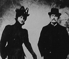 Tulla Larsen & Edvard Munch: 1899 | by mr.burgher-Art Facts