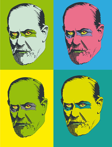 Freuds ( tipo andy warhol )