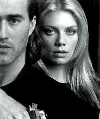 peta wilson and roy dupuis relationship