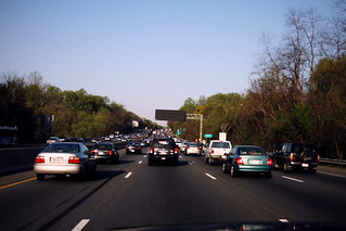 Things I hate about the DC area:  Traffic | by MoHotta18