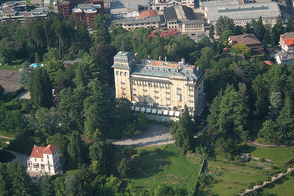 Palace Hotel Varese