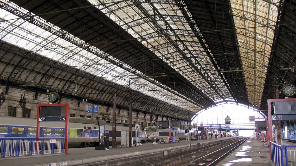 Bordeaux gare saint jean photographe jean armel mohes for Photographe clamart gare