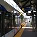 Hiawatha light rail in Minneapolis