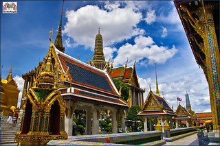 Grand Palace | by Khun Shaun (ชอร์น)