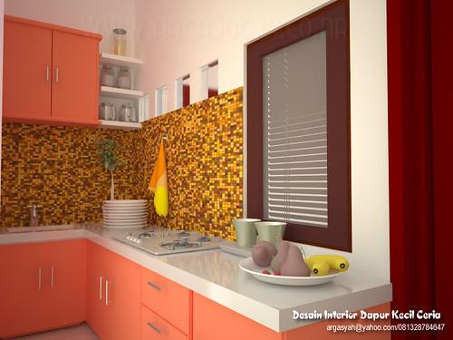 desain interior dapur kecil email argasyah hp
