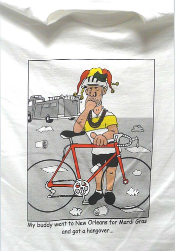 2011 Mardi Gras T-shirt | by billy wallbike