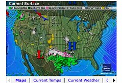 National and Local Weather Forecast Hurricane Radar and Flickr