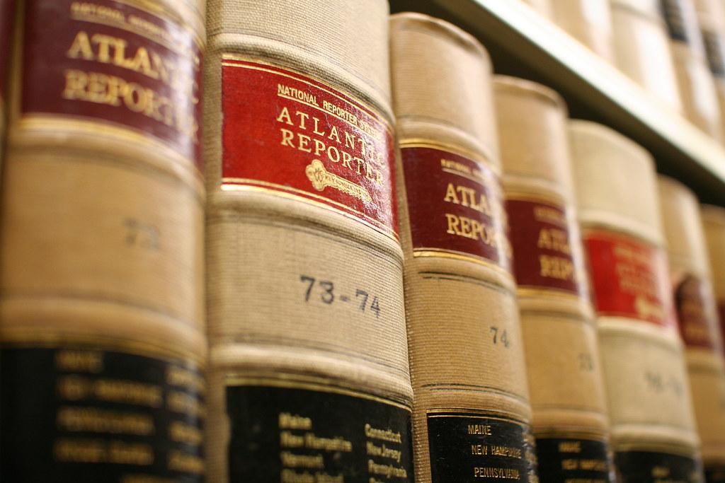 law books atlantic reporter case volumes at university flickr