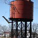 Strasburg RR Water Tower