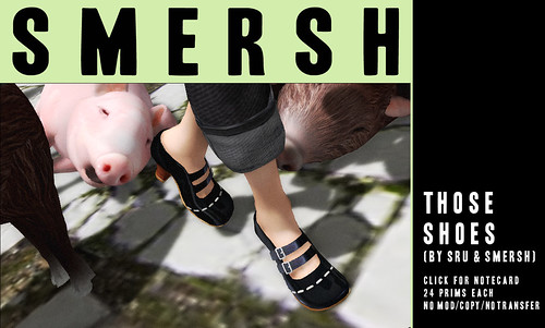 SMERSH shoes | by flopsie_mcardle