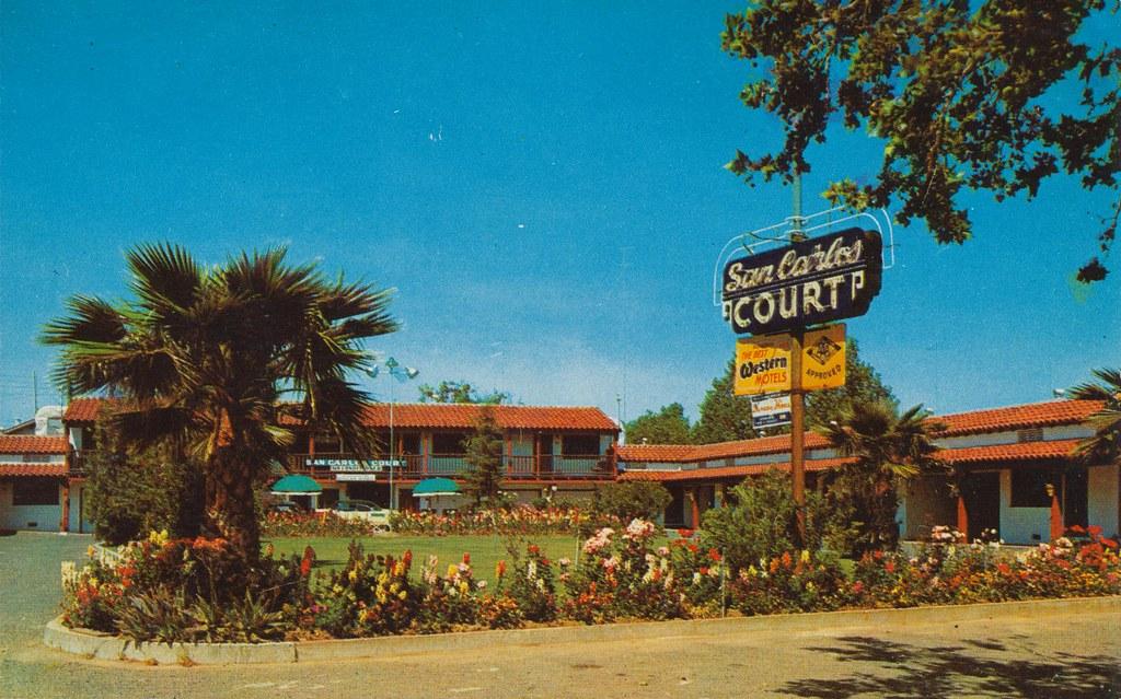 San Carlos Court - Sacramento, California