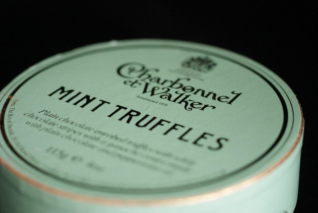 Charbonnel Et Walker Fine Dark And Milk Chocolate Selection