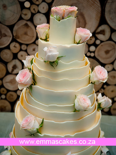 wedding cake cape town white chocolate wedding cake s wedding cakes in 22159