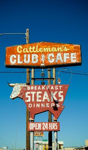 Cattleman S Cafe Amarillo Tx
