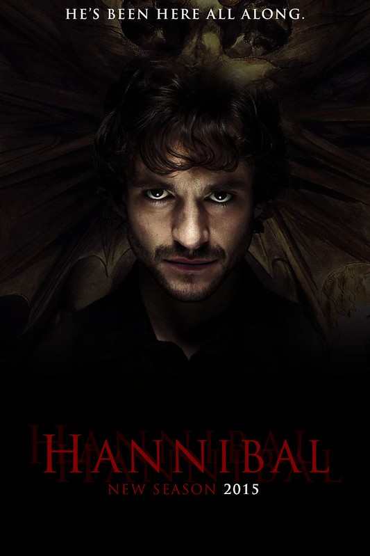 Hannibal - TV Series - Season 3 - Poster 3