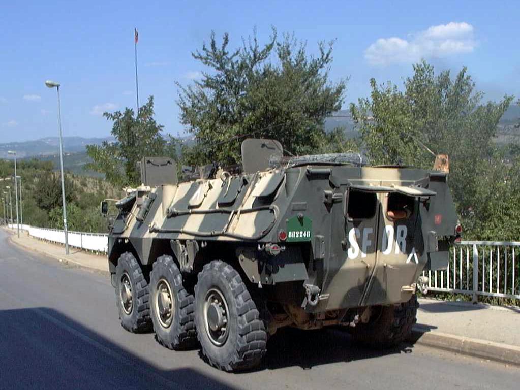 Les F.A.R. en Bosnie  IFOR, SFOR et EUFOR Althea 32557724790_9b654528da_o