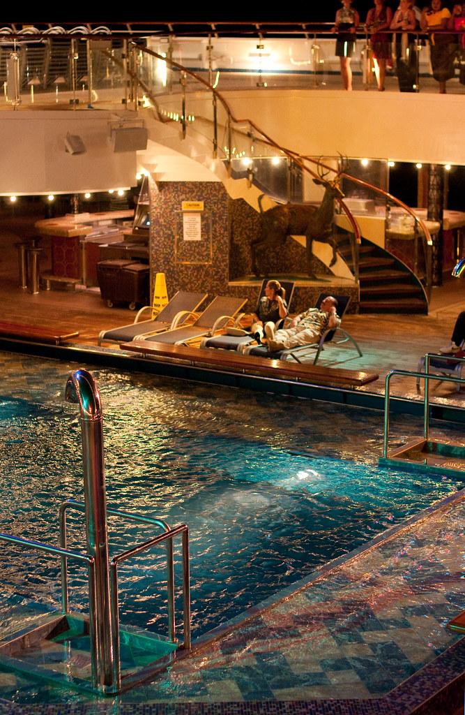 Carnival Liberty Cruise Ship Tivoli Pool Carnival Cruise Flickr