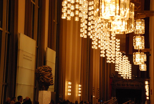 Grand Foyer Kennedy Center : Kennedy promenade grand foyer the john f