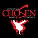 Chosen Dance Company Logo Outlined V3