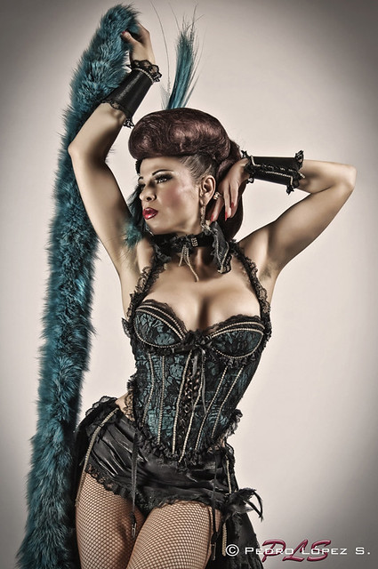 Photography PLS Studio (vintage-retro-burlesque)