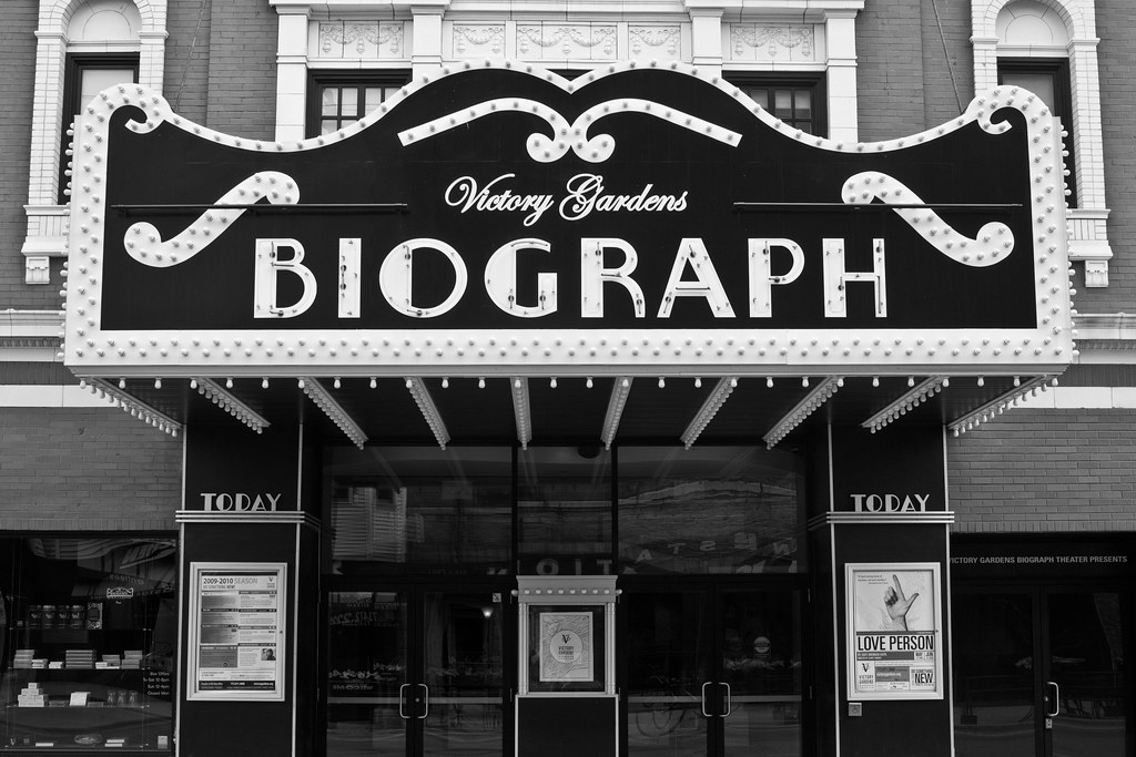 Biograph Theater Victory Gardens Biograph Theater Flickr