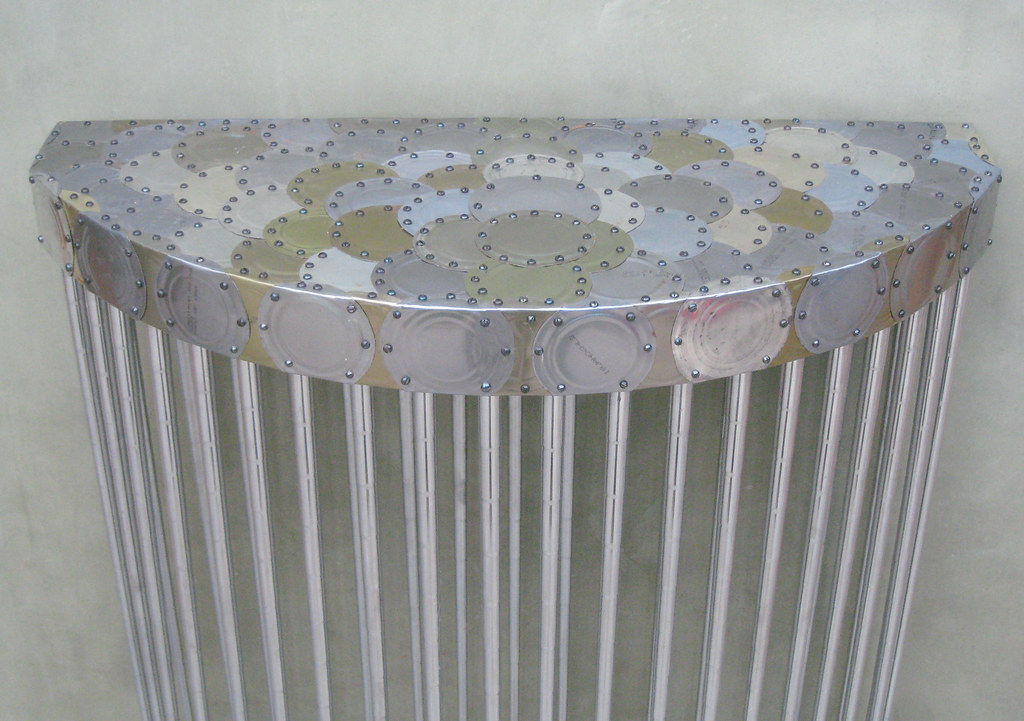 ... Tin Table Top Complete | By Urban Objects
