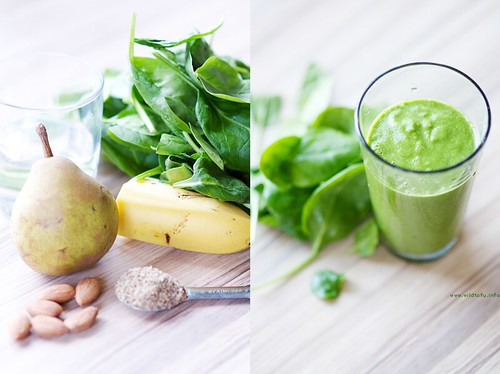 Green Smoothie | by Wild Tofu