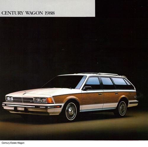 Buick Century Station Wagon For Sale: 1988 Buick Century Estate Wagon