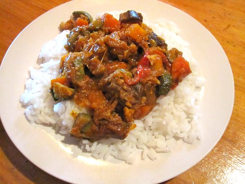 Vegetable Curry | by veganbackpacker