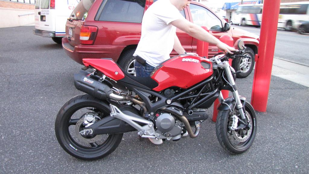 Carbon Fiber For  Ducati Monster